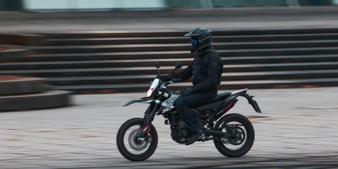 Motorrad Shooting